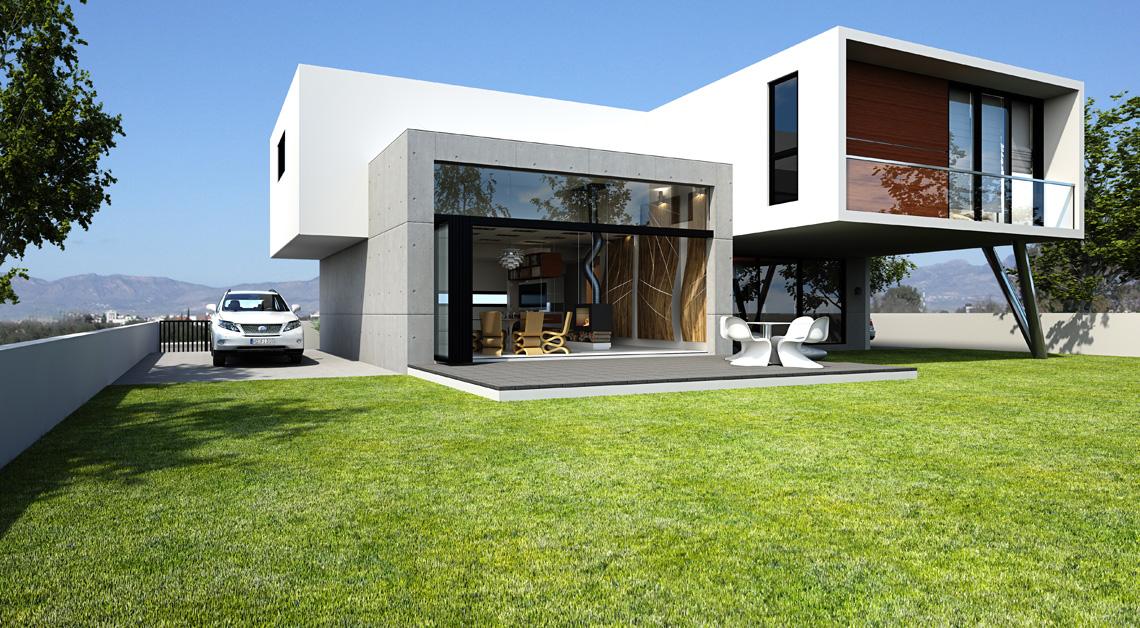 Έχετε δικό σας οικόπεδο<br>Σας χτίζουμε το σπίτι σας!