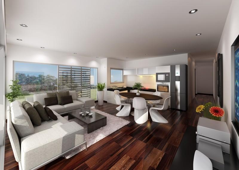 2bedroom Living RoomB