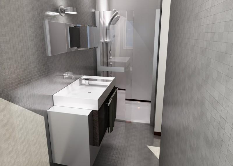 2bedroom Master Bedroom Bath