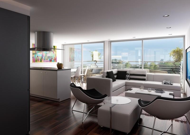 3bedroom Living RoomB